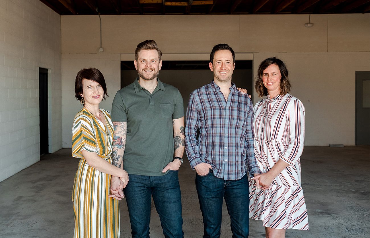 Big coffee news: Not Just Coffee, Undercurrent teaming up for roastery and 4 cafés