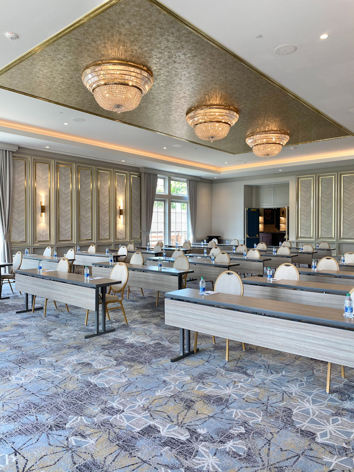 Carmel Country Club Conference Room