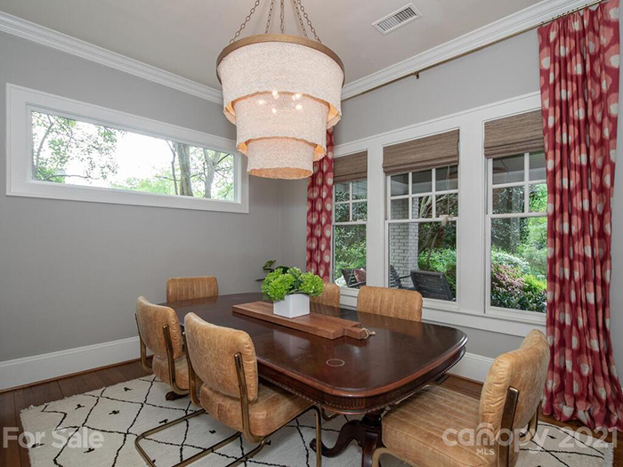 2309 Greenway Ave. dining room