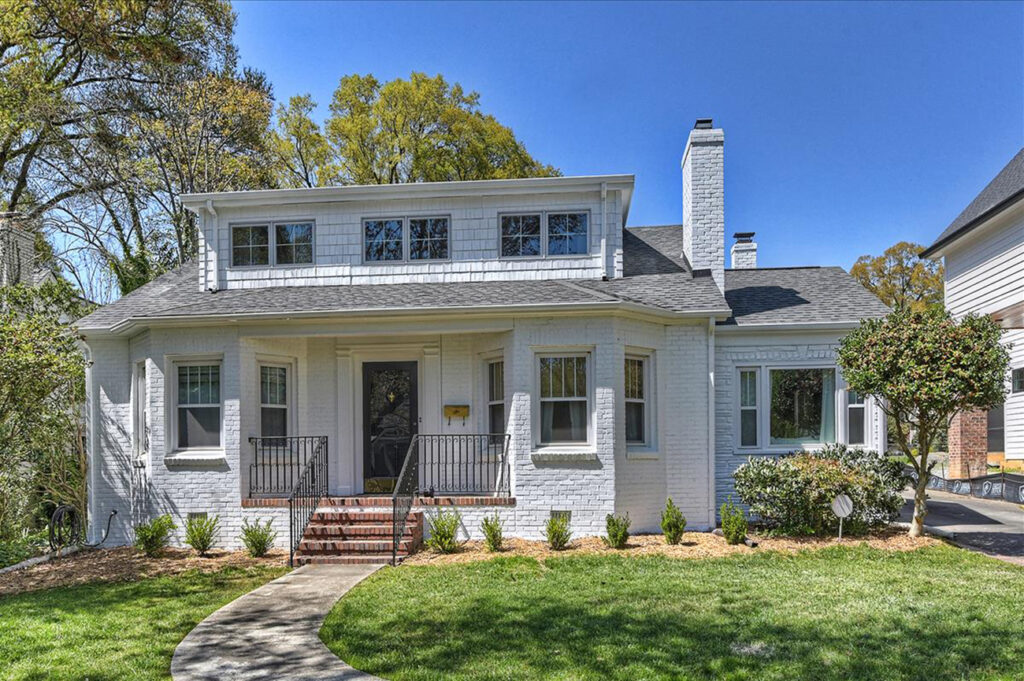 Hot homes: 6 houses for sale in Charlotte, starting at $275K