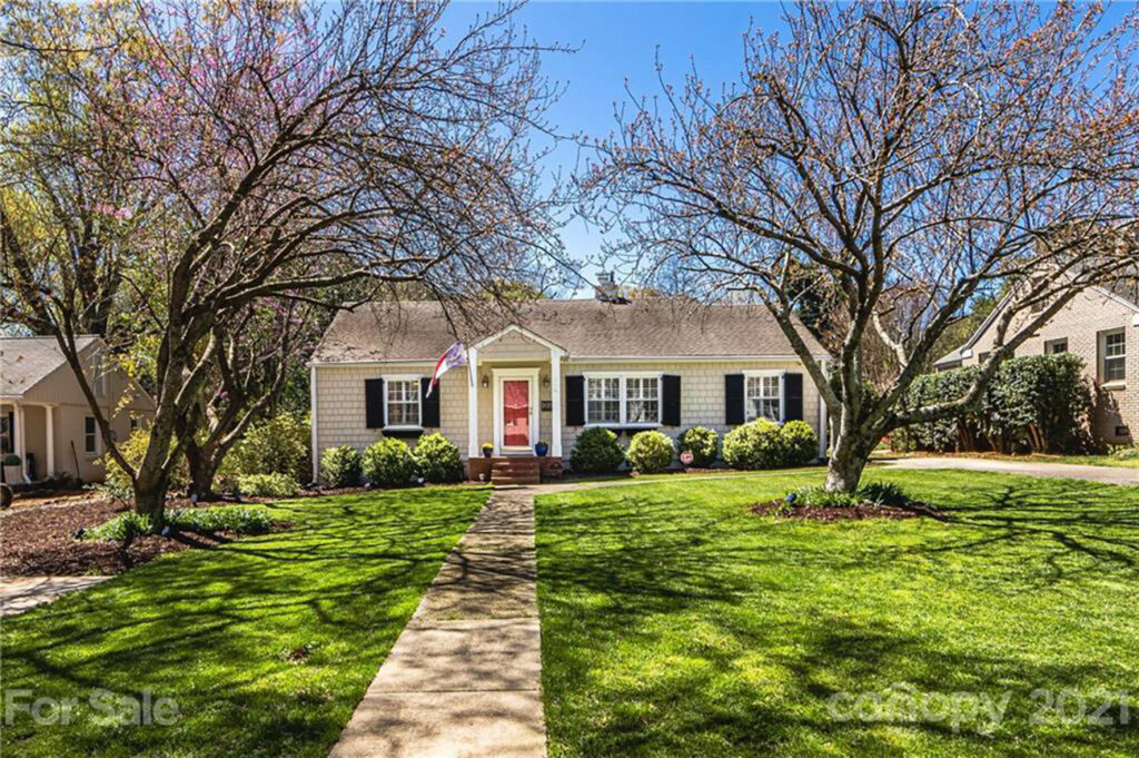 Hot homes: 5 houses for sale in Charlotte, starting at $360K