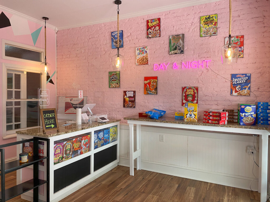 Charlotte's first cereal bar opens soon. Here's what to expect