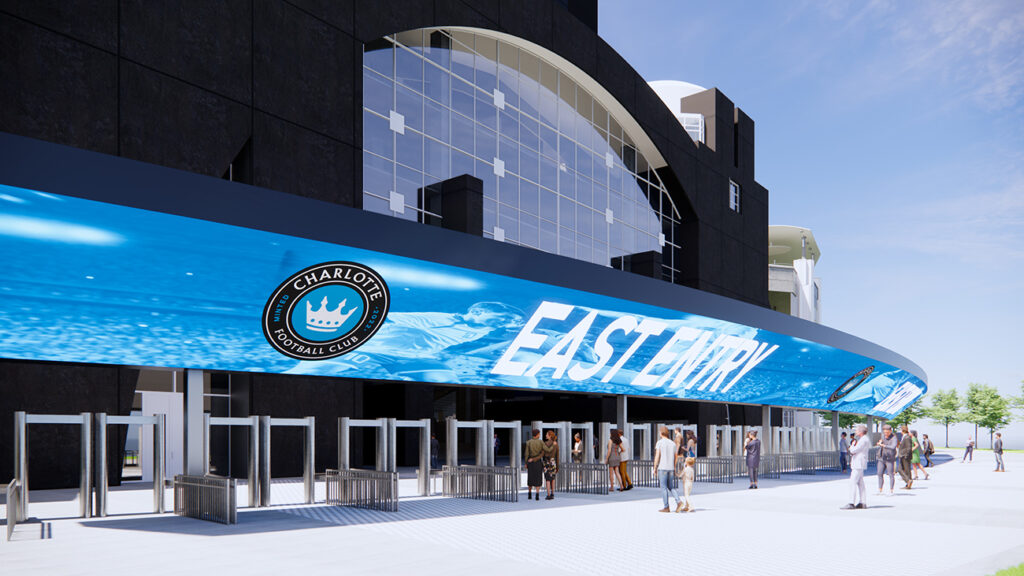 See renderings of the upgrades at Bank of America Stadium