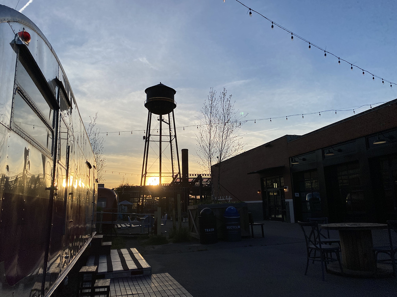 4 ideas for the best night out at Camp North End