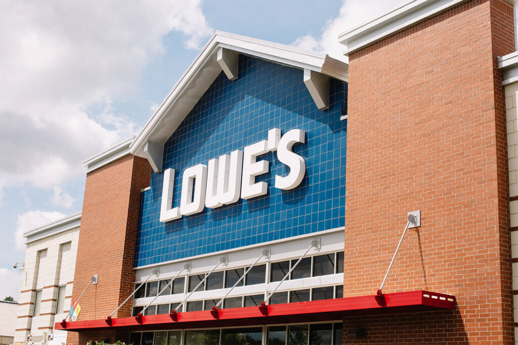 Lowe's buys well-known brand in a competitive bid to bolster profitability