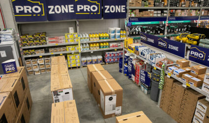 Lowe's is changing up its stores to gain a competitive edge