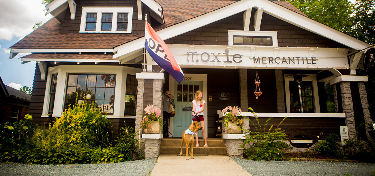 Moxie Mercantile is opening a third location