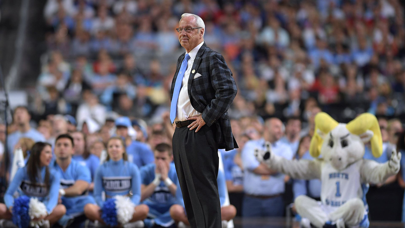 Roy Williams is retiring, and we're not OK