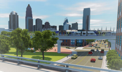 See the latest renderings of the proposed 29-mile Silver Line