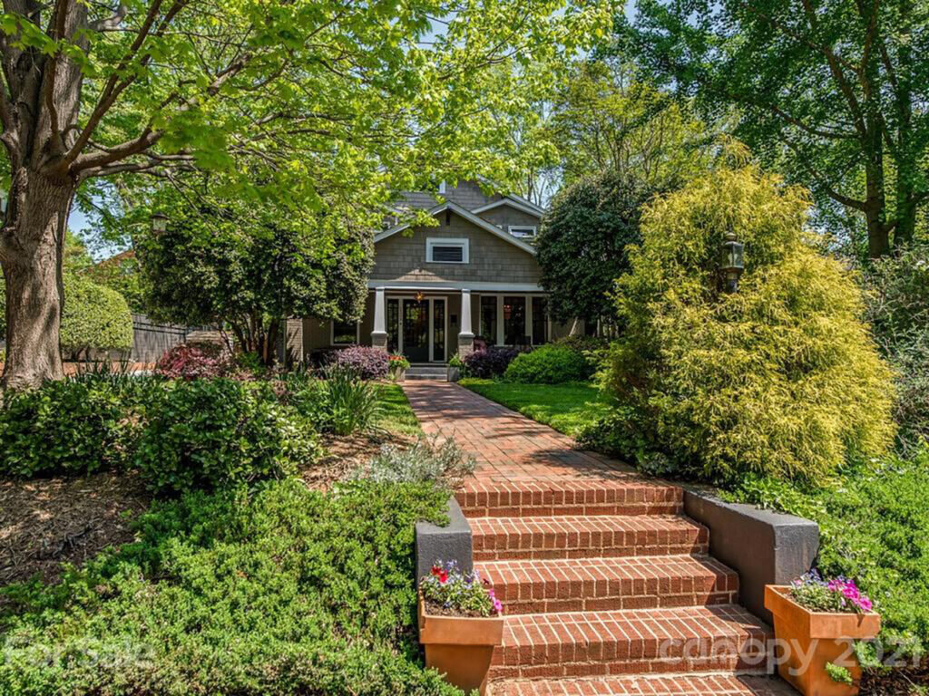 Hot homes: 5 houses for sale in Charlotte with great yards