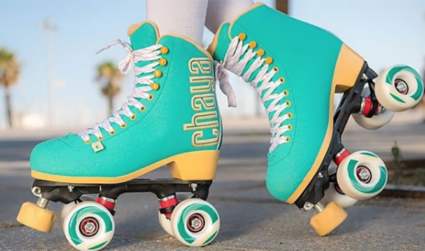 Screamin Wheels & Blades Pop-Up Roller Rink