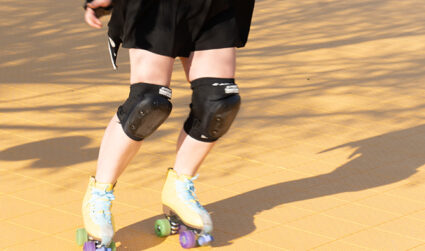 Pop Up & Roll – Skates & Bubbles