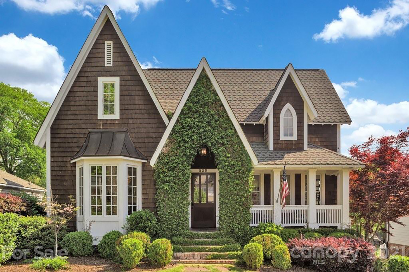 Hot homes: 6 houses for sale in Charlotte, starting at $375K