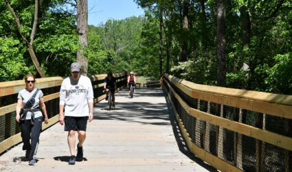 Cross Charlotte Trail: Long-awaited greenway project will make Charlotte more pedestrian-friendly