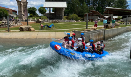 10 fun Whitewater Center adventures to try this summer