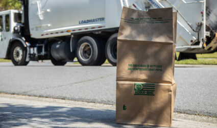 City of Charlotte trashes plastic bags for yard waste