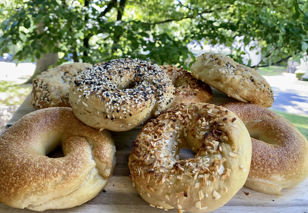 Delivery-only bagel shop is coming to a Charlotte neighborhood near you