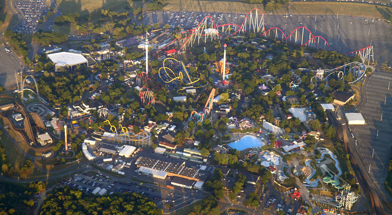 Everything you need to know about Carowinds