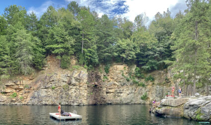Guide to swimming at the Quarry at Carrigan Farms, reopening this month