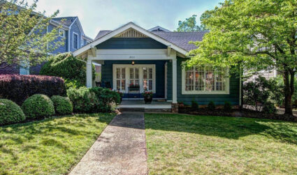 Hot homes: 5 houses for sale in Charlotte starting at $269.5K