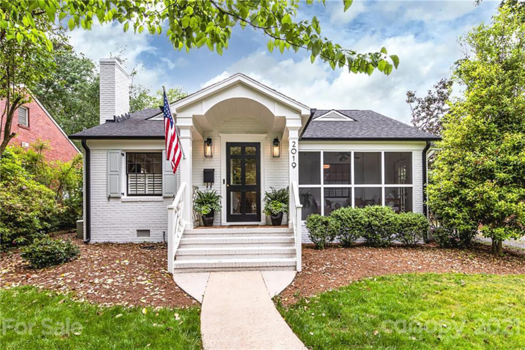 Hot homes: 5 houses for sale in Charlotte starting at $289K