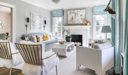 Home Tour: See inside this event planner's Myers Park art-filled cottage