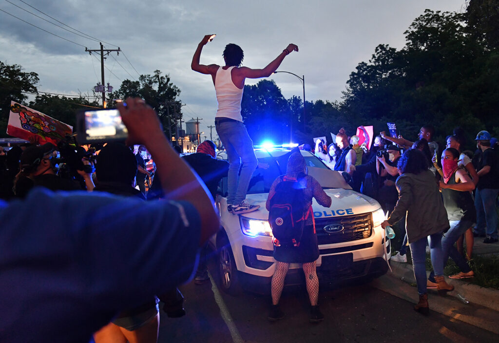N.C. legislators aim to more clearly define rioting — and make people pay harsher penalties for it