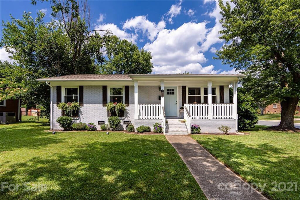Hot homes: 5 houses for sale in Charlotte starting at $335K