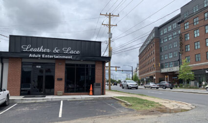 In the heart of changing South End, a strip club lives on