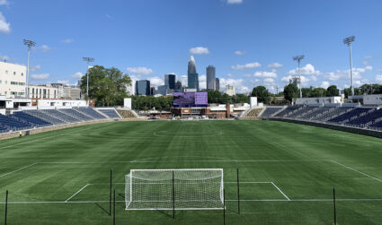 Charlotte pro soccer team embarks on a new chapter with overhauled Memorial Stadium