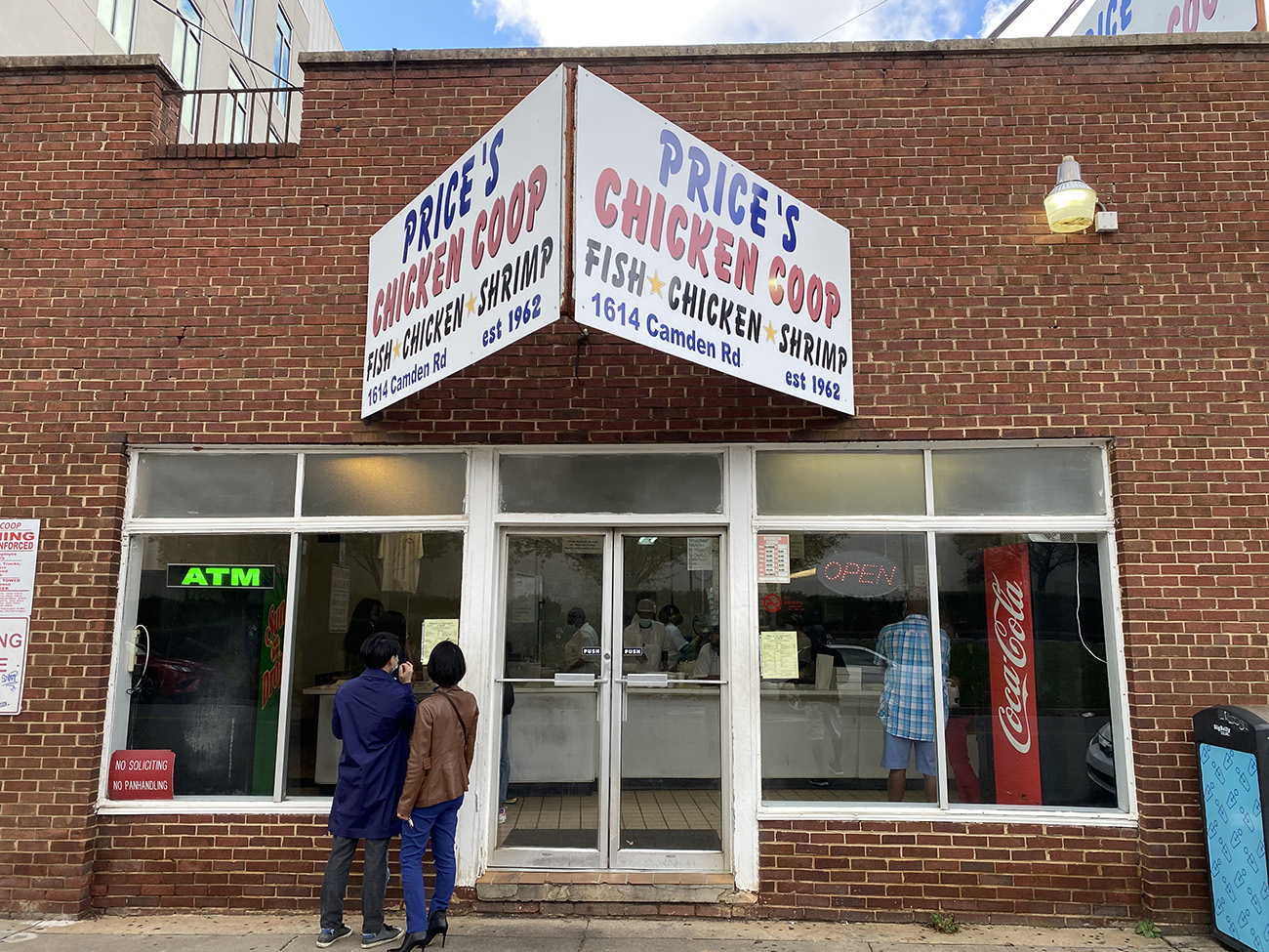 Iconic Price's Chicken Coop is closing
