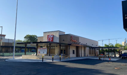 Renovated Woodlawn Chick-Fil-A reopening this summer