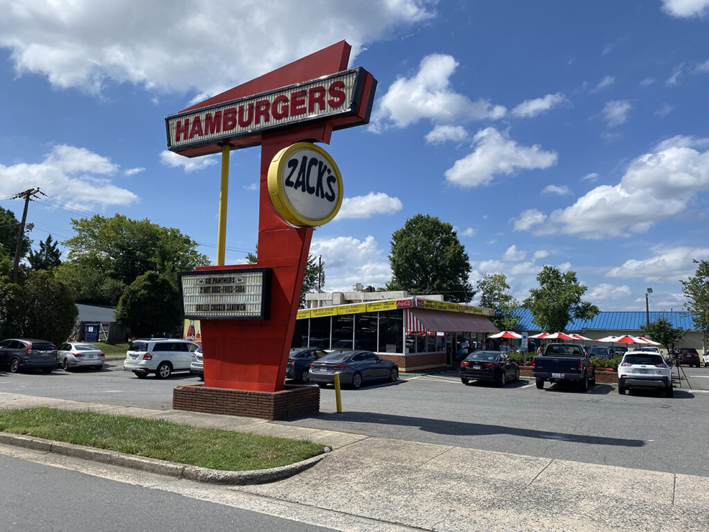 Longtime burger joint Zack's will close for good