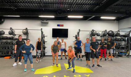 Alloy Personal Training Grand Opening