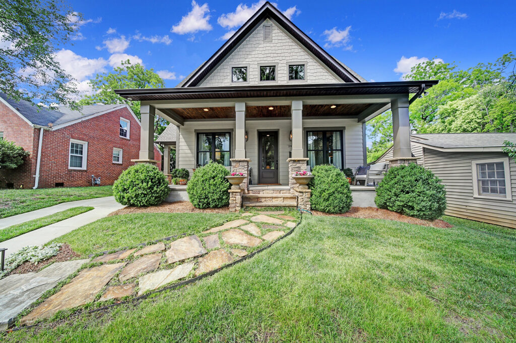 Hot homes: 5 houses for sale in Charlotte starting at $398K