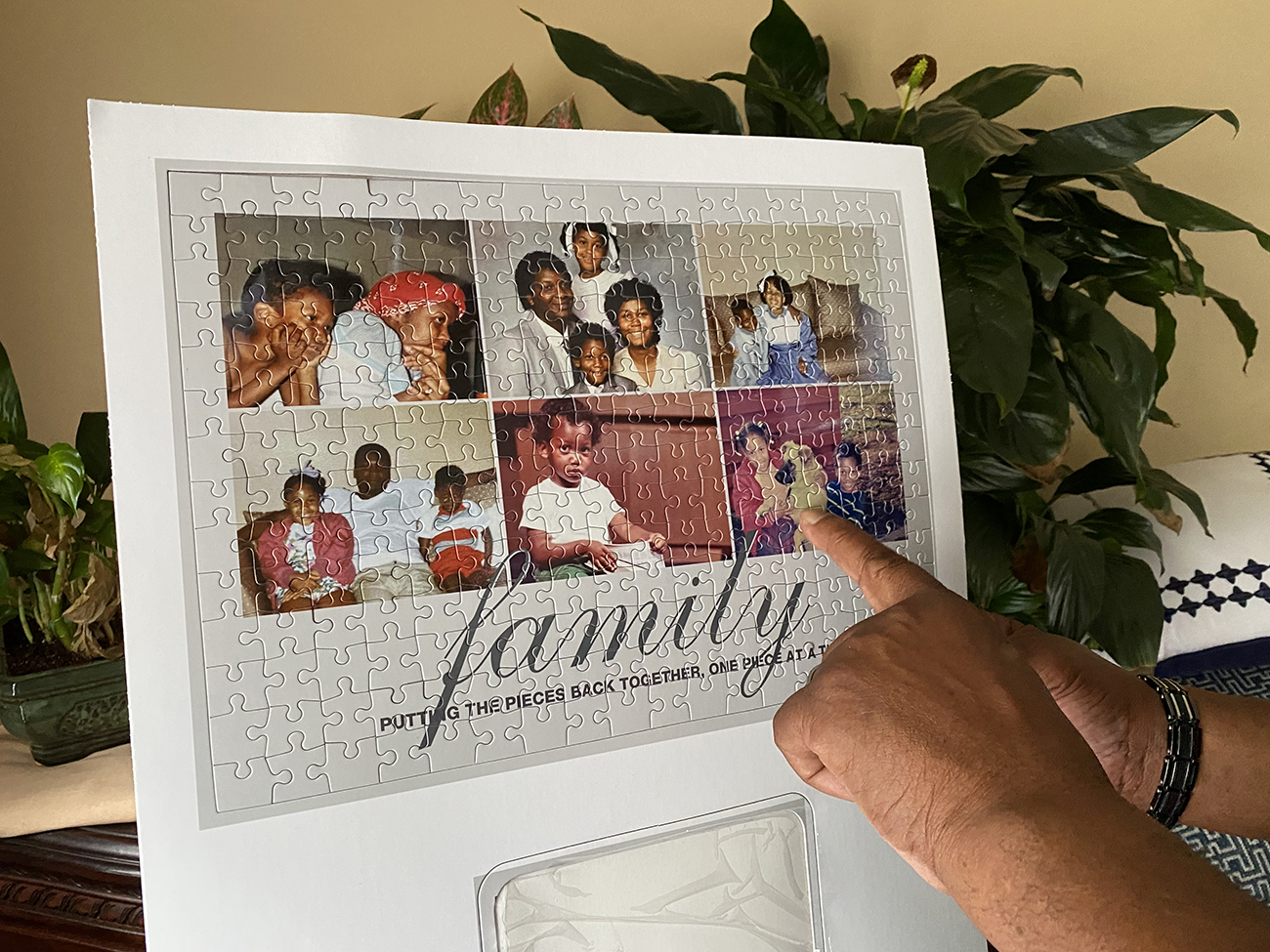 A father dreams of justice in year since Beatties Ford shooting