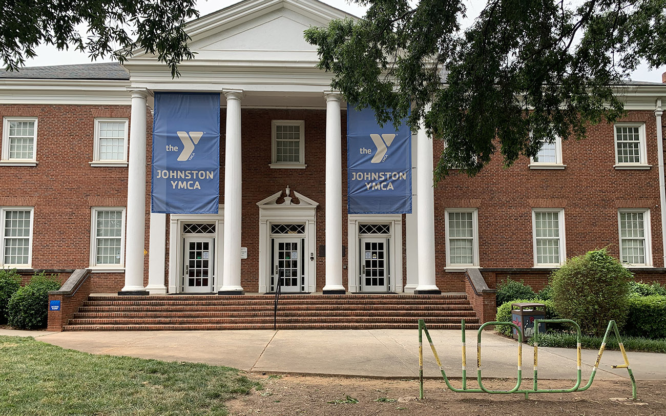 YMCA Charlotte is considering redeveloping Johnston Y site