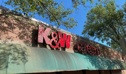 Farewell to the K&W, too