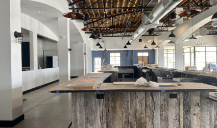 Brewery and restaurant with skyline views opening next to Summit Seltzer