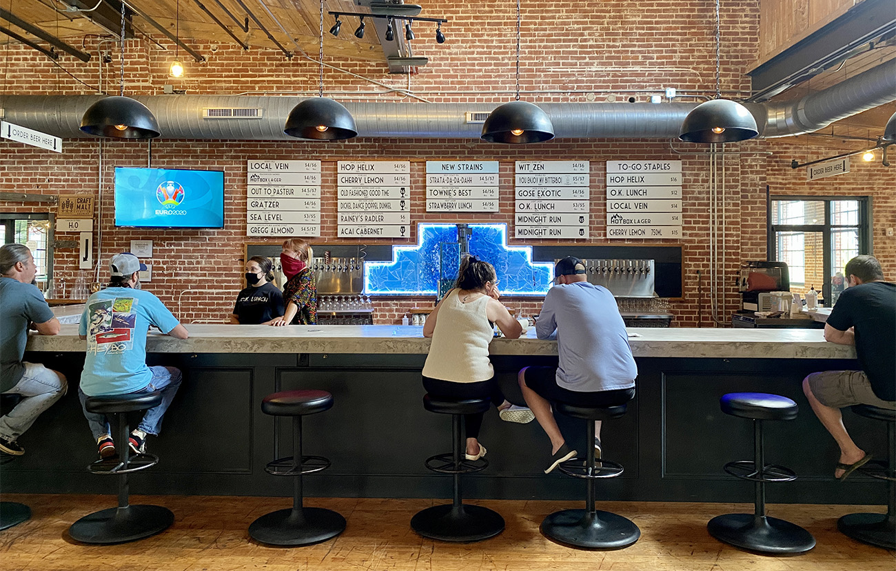 Concord brewery Southern Strain to open taproom in Plaza Midwood