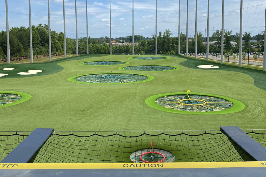 New Topgolf is just the start for University City's entertainment district