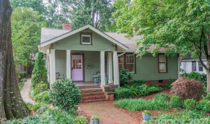 Hot homes: 5 houses for sale in Charlotte starting at $290K