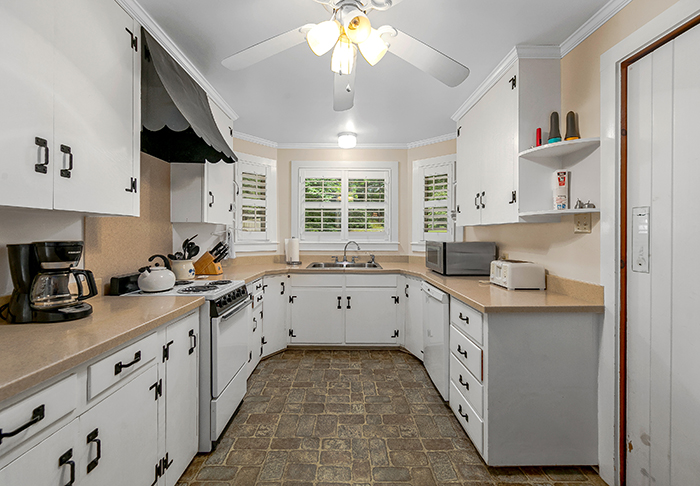 Billy Graham's house for sale Montreat NC kitchen