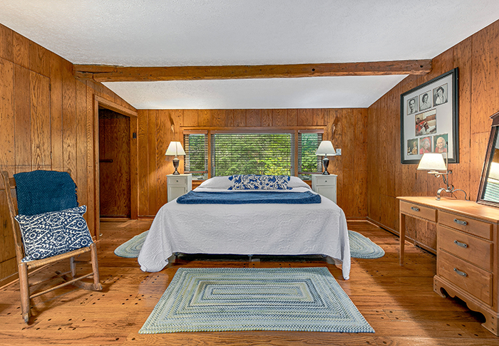 Billy Graham's house for sale Montreat NC room