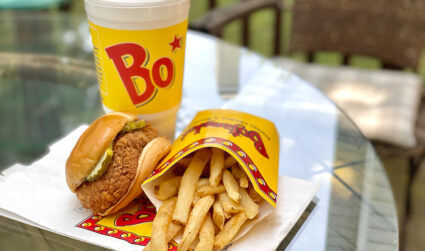 GIVEAWAY: Win one of five $50 gift cards to Bojangles to celebrate the new chicken sandwich