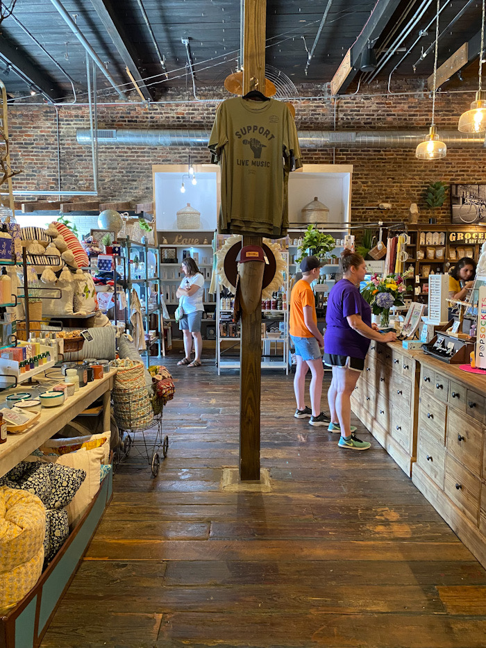 The Mercantile in Rock Hill SC