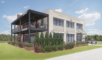 South End fire station to be turned into a mixed-use development for offices, restaurants