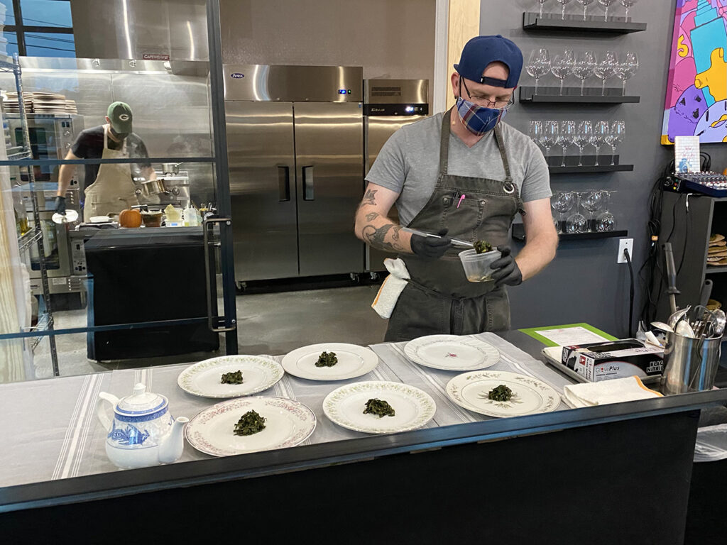 Counter-, the Wesley Heights tasting menu restaurant, to expand and add new wine concept