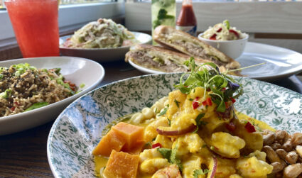 Latin café and cevicheria Calle Sol now open in Plaza