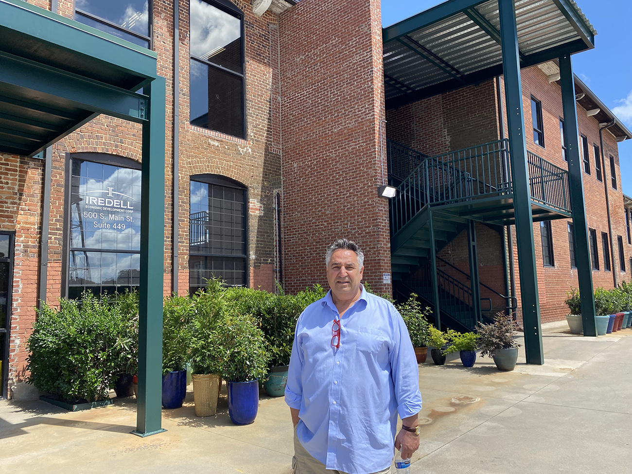 A Mooresville mill comes back to life with popular restaurants and antique shops